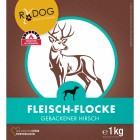 Fleisch-Flocke Hirsch 1kg (1 Stück)